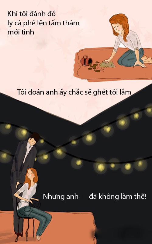 """nghen ngao chuyen tinh """"nhung anh da khong lam the"""" - 2"""