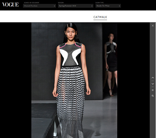 "hoang thuy tiep tuc ""cong pha"" san dien london fashion week - 3"