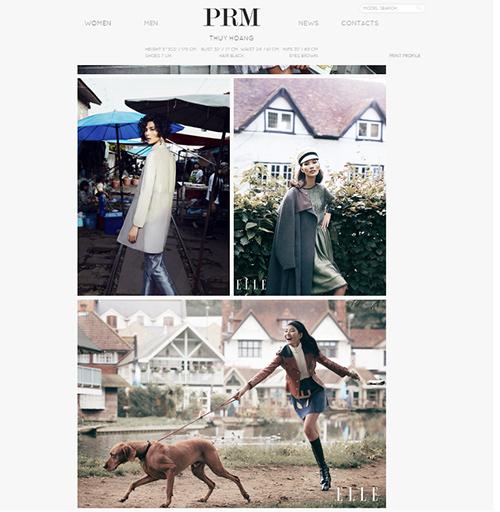 "hoang thuy tiep tuc ""cong pha"" san dien london fashion week - 7"