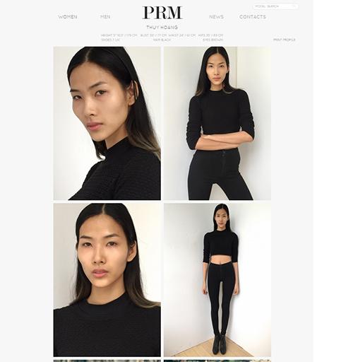 "hoang thuy tiep tuc ""cong pha"" san dien london fashion week - 6"