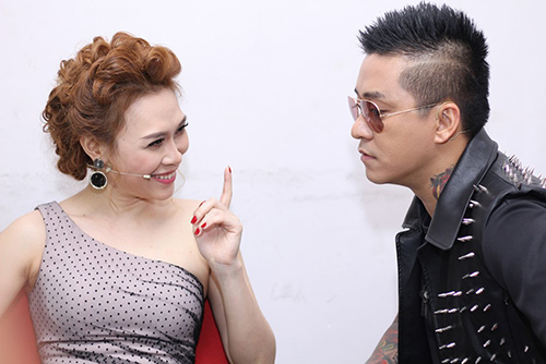 my tam khoe vai tran trong dem cuoi the voice 2015 - 8