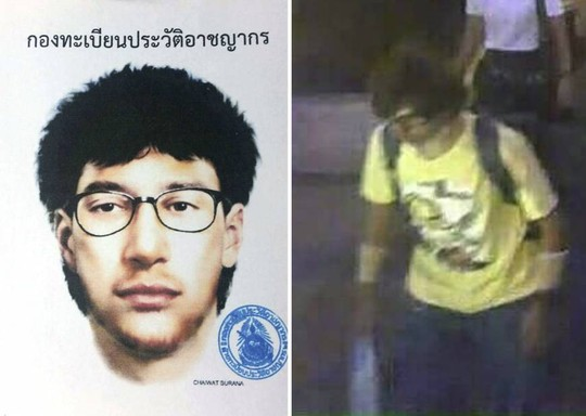 "malaysia bat ""nghi pham chinh"" vu danh bom bangkok - 1"