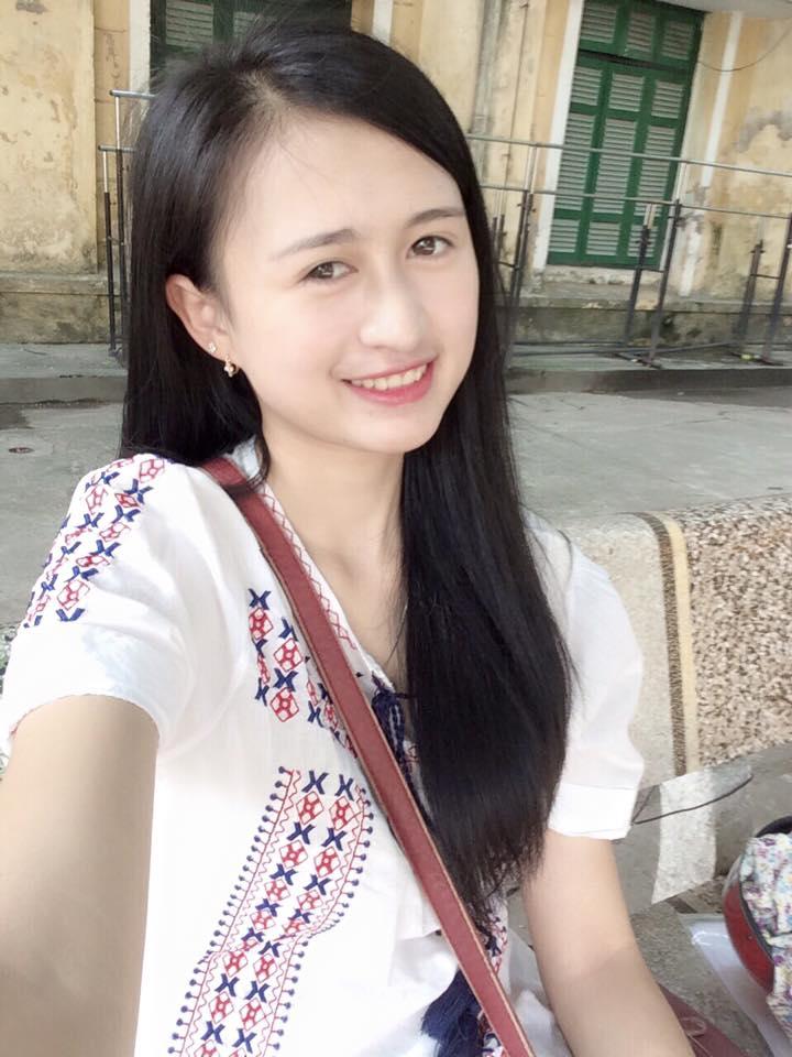 """xon xao man to tinh voi """"hot girl"""" truong dh thuong mai - 6"""
