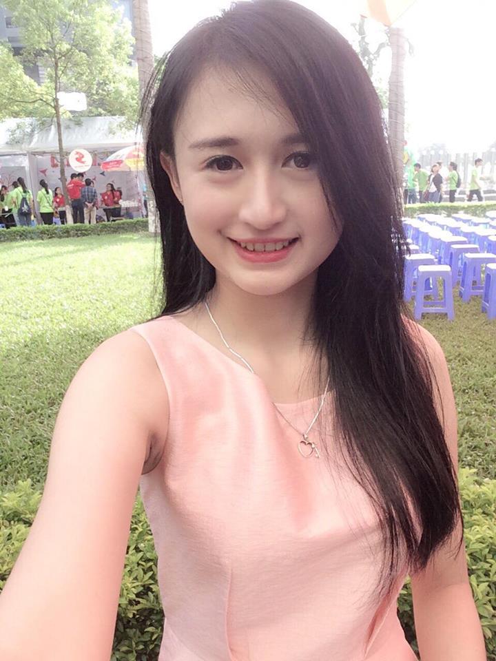 """xon xao man to tinh voi """"hot girl"""" truong dh thuong mai - 7"""