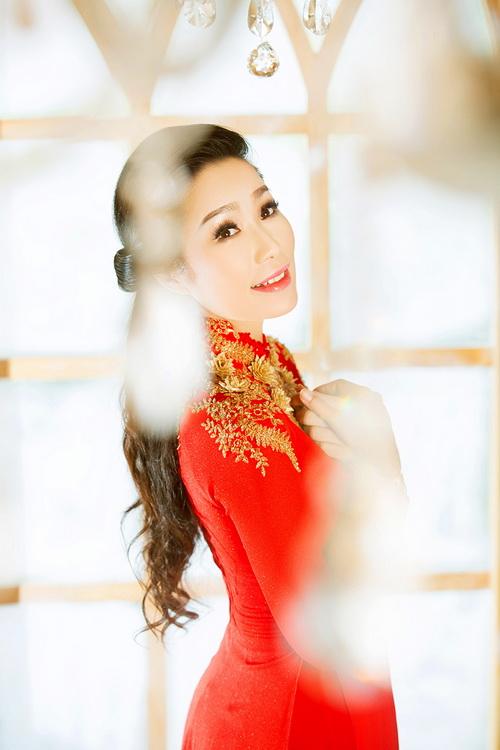 """trinh kim chi """"thon nhu gai son"""" sau 3 thang sinh con - 13"""