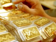 """Kinh nghiệm mua - """"Giá vàng có thể chịu áp lực một lần nữa"""""""