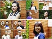 Bếp Eva - Gặp gỡ Top 13 Vua đầu bếp Việt 2015