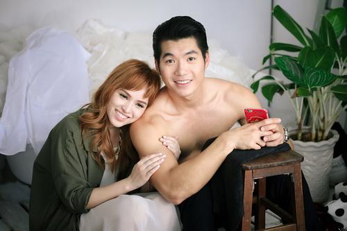 "truong nam thanh ""cuoi"" hot girl mang 4 dong mau - 1"