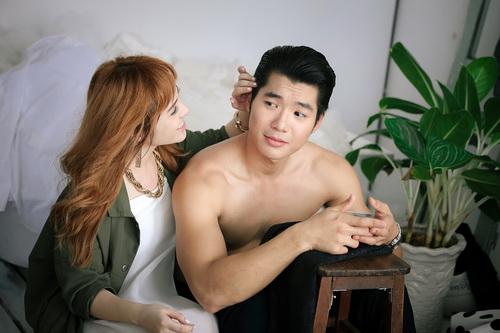"truong nam thanh ""cuoi"" hot girl mang 4 dong mau - 2"