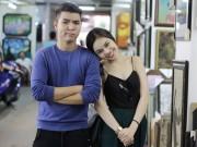Âm nhạc - Giang Hồng Ngọc tình cảm tựa vai Đỗ Hiếu trên phố