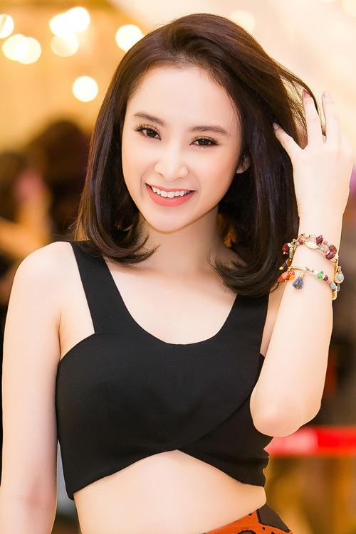 angela phuong trinh khoe eo thon tai su kien - 3