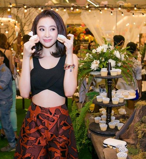 angela phuong trinh khoe eo thon tai su kien - 5