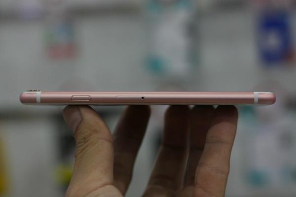 can canh iphone 6s mau vang hong dau tien ve viet nam - 8