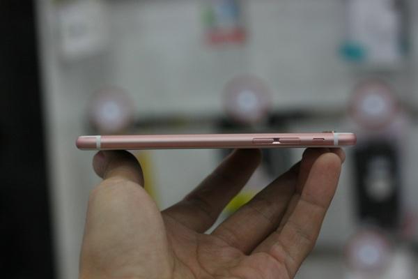 can canh iphone 6s mau vang hong dau tien ve viet nam - 9