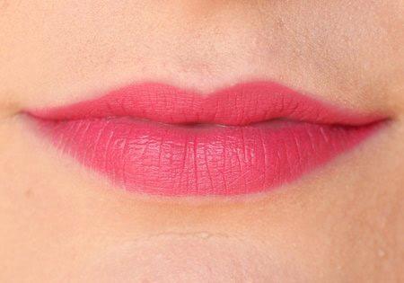 danh gia thoi son voi do ben mau 12 tieng nyx matte lipstick - 12