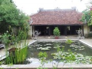 Nhà đẹp - Nhà vườn Huế bên sông Hương