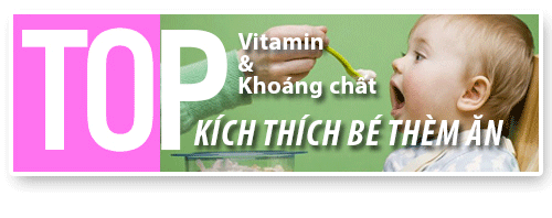 top vitamin va khoang chat kich thich be them an - 1