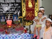 Tin trong nước - Xót xa 3 đứa trẻ bất ngờ mồ côi cả cha lẫn mẹ