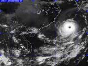Tin tức - Xuất hiện siêu bão Dujuan ngoài biển Đông