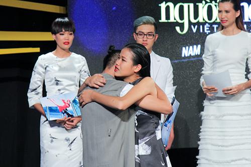 vietnam's next top model tap 9: thi sinh nuc no xin bo cuoc - 15