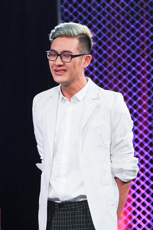 vietnam's next top model tap 9: thi sinh nuc no xin bo cuoc - 3
