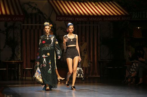 tinh yeu nuoc y nong chay trong bst dolce & gabbana - 5