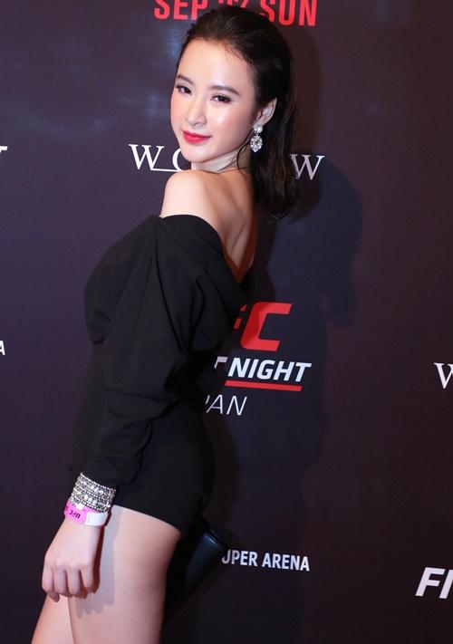 """tuan qua: angela phuong trinh lien tuc """"dau sac"""" diem my 9x - 4"""