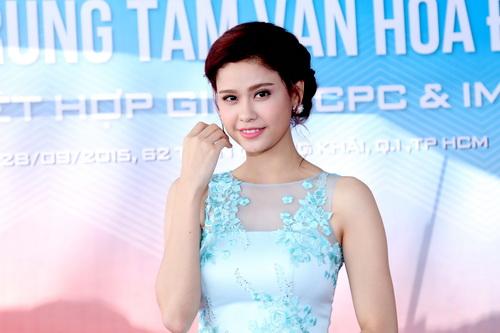 """truong quynh anh """"le bong"""" van xinh dep man ma - 3"""
