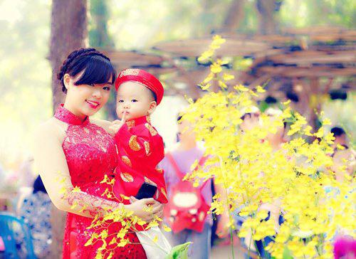 """me tiep vien hang khong """"ren"""" con 6 thang an dam kieu nhat - 2"""