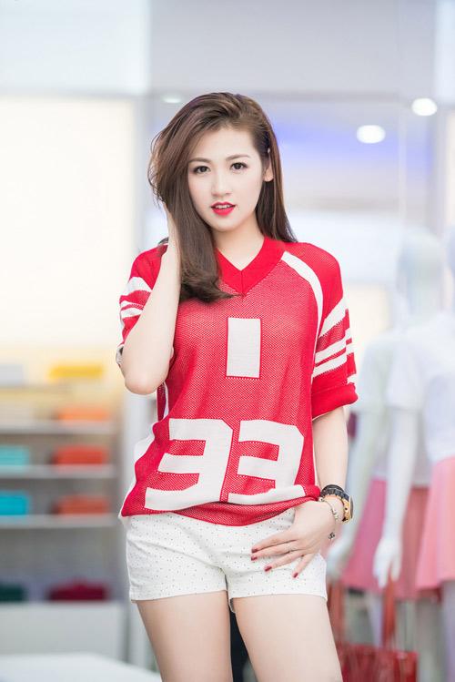 duong tu anh: my nhan da trang moi do dang ghen ty - 1
