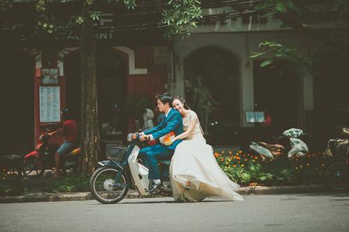 anh cuoi hoai co cua cap doi nang nam – chang bac - 1
