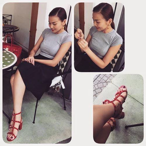 Khám phá nét quyến rũ đặc biệt từ giày đế thô-2
