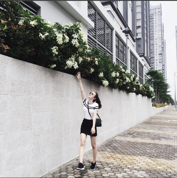 Chán quyến rũ Angela Phương Trinh lại về với style gái ngoan-3