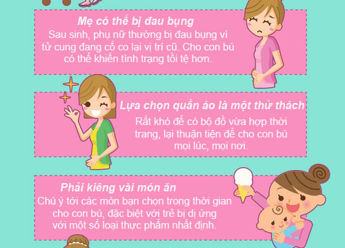 cho con bu: 12 dieu bac si khong noi voi me - 3