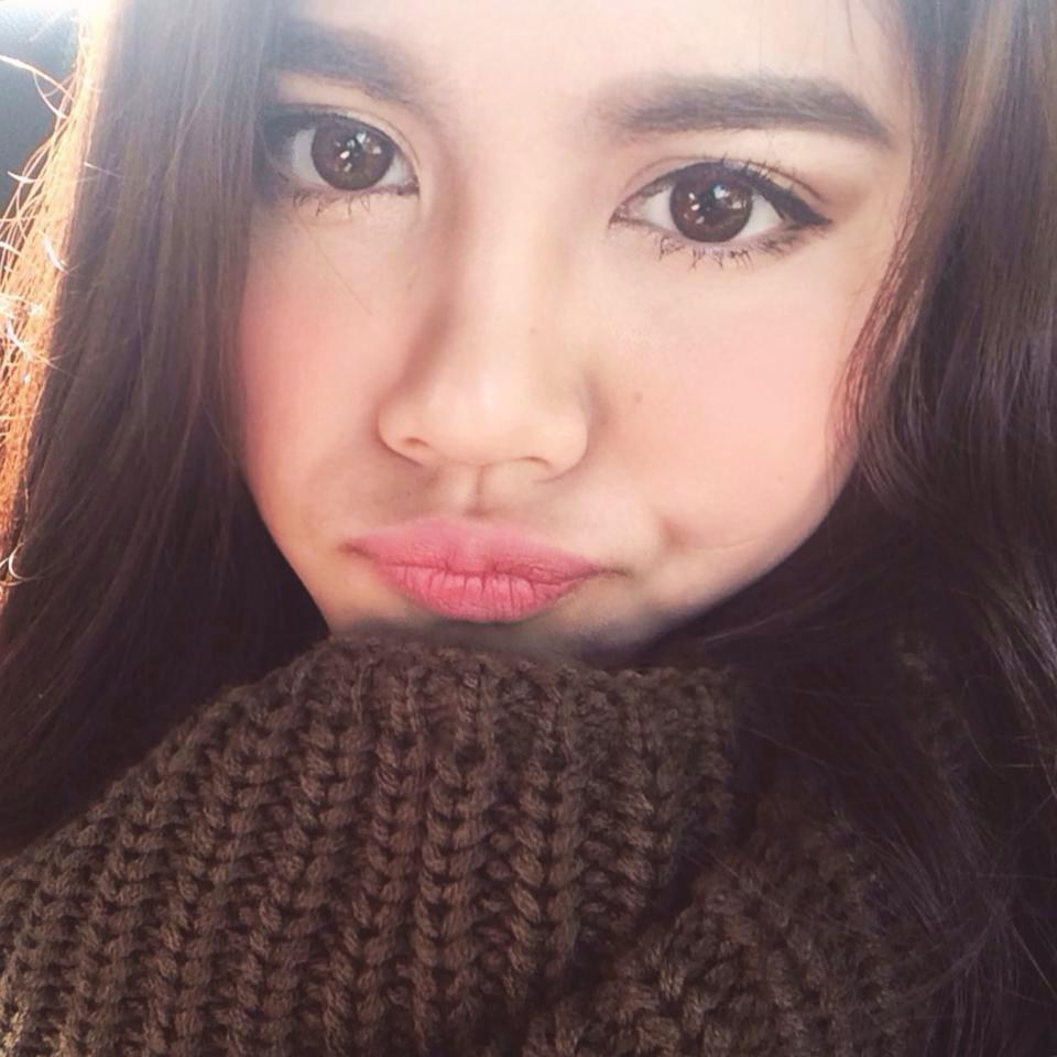 ngam mai khong chan ve dep lai cua hot girl thai goc viet - 7