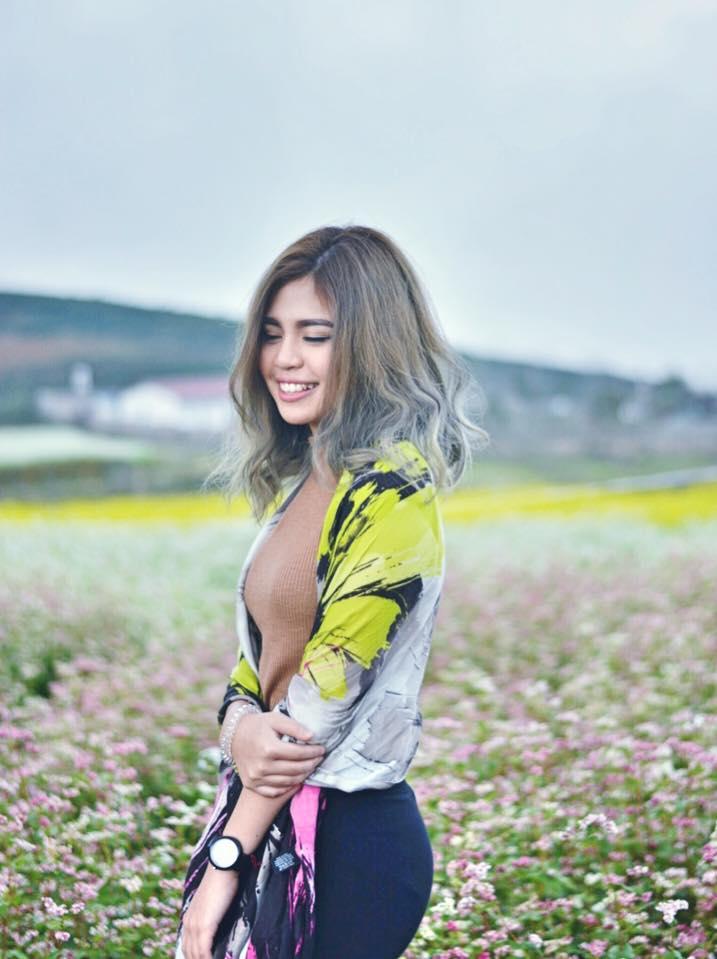 ngam mai khong chan ve dep lai cua hot girl thai goc viet - 3