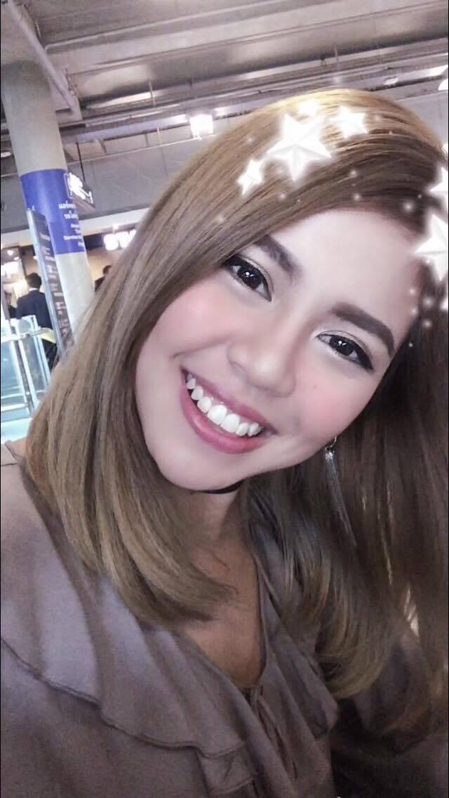 ngam mai khong chan ve dep lai cua hot girl thai goc viet - 9