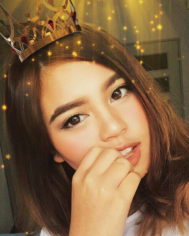 ngam mai khong chan ve dep lai cua hot girl thai goc viet - 1