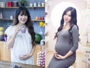 """Bà bầu - Thực đơn ăn uống khi bầu bí để """"mẹ nhỏ, con to"""" của Minh Hà"""