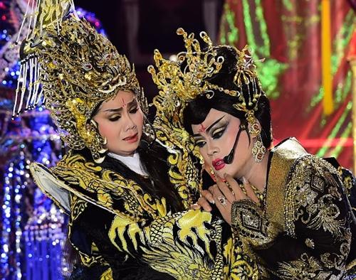 bach cong khanh gia nua bat ngo, hoa minzy gay cuoi vi qua dieu - 16