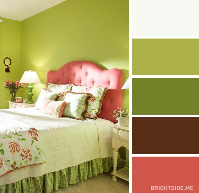 20 bộ màu hoàn hảo cho phòng ngủ hiện đại và phong cách-5