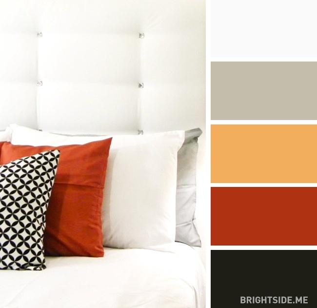 20 bộ màu hoàn hảo cho phòng ngủ hiện đại và phong cách-11
