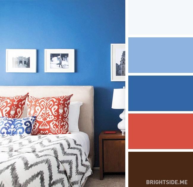 20 bộ màu hoàn hảo cho phòng ngủ hiện đại và phong cách-12