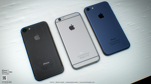 iphone 7 mau den lo dien day me hoac trong bo anh moi - 5