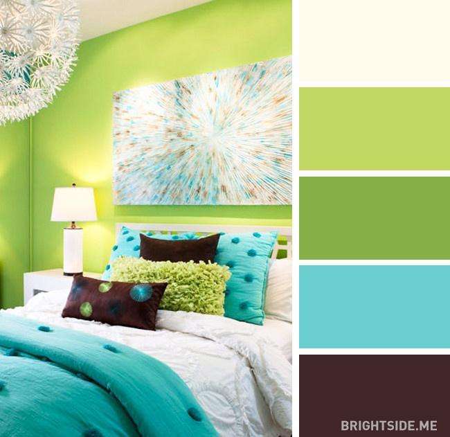 20 bộ màu hoàn hảo cho phòng ngủ hiện đại và phong cách-1