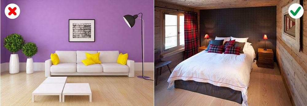 10 sai lầm về màu sắc khiến căn nhà trở nên xấu xí-5