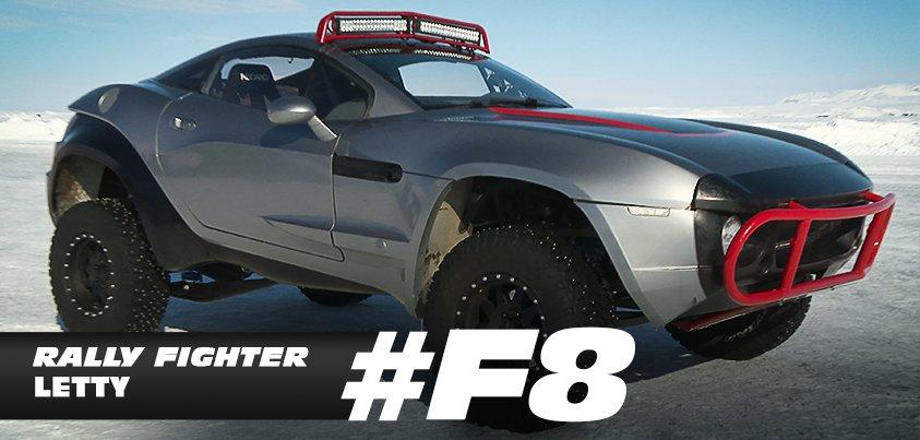 """Hé lộ dàn """"siêu xe băng"""" cáu cạnh của Fast & Furious 8-3"""