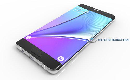 Samsung Galaxy Note 7 có phiên bản màn hình 6 inch-1