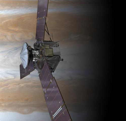 Tàu vũ trụ của NASA đã tiếp cận Sao Mộc thành công-4