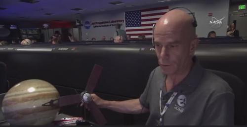Tàu vũ trụ của NASA đã tiếp cận Sao Mộc thành công-8
